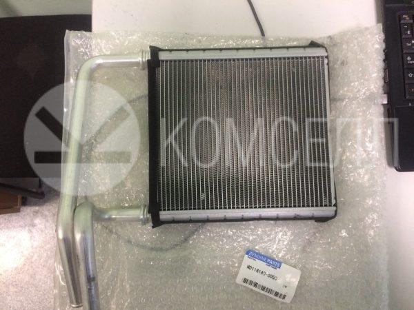 Радиатор отопителя(печки) ND116140-0050