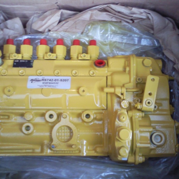 INJECTION PUMP ASS'Y 6742-01-5207